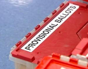 Provisional-Ballots